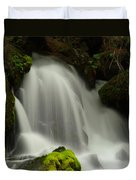 Clearwater Falls 1 Duvet Cover