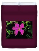 Clematis 2598 Duvet Cover
