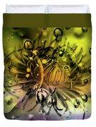 Clematis Magic Duvet Cover