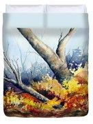 Cletus' Tree Duvet Cover