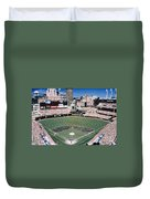 Cleveland: Jacobs Field Duvet Cover