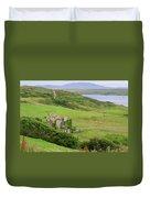 Clifden Castle Duvet Cover