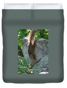 Cliff Hanger Duvet Cover