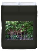 Cliff Side North Shore Kauai Hawaii Duvet Cover