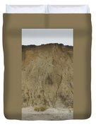 Cliff Trees Duvet Cover