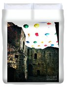 Clifford's Tower Duvet Cover