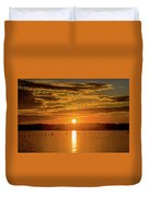 Clinton Sunset 1 Duvet Cover