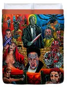 Clive Barker's Nightbreed Duvet Cover