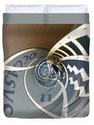 Clockface 6 Duvet Cover