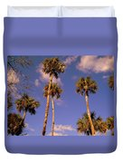 Close To The Clouds Duvet Cover