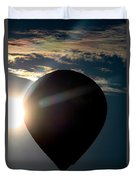 Close To The Sun Duvet Cover
