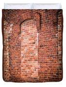 Closed Window Duvet Cover