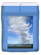 Cloud By Day Duvet Cover