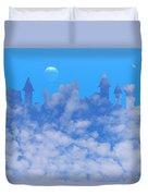 Cloud Castle Duvet Cover
