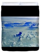 Cloud Formations Duvet Cover
