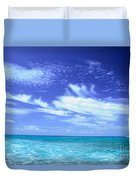 Cloud Formations Duvet Cover
