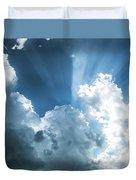 Cloud Light  Duvet Cover