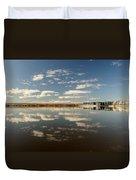 Cloud Reflections Duvet Cover