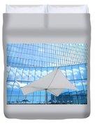 Cloud Reflections - Revel Hotel Duvet Cover