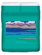 Cloud Sea View Duvet Cover