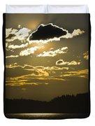 Cloud Shadows Duvet Cover