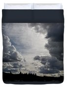 Cloud Study 2 Duvet Cover