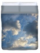 Clouds 03.26.2017 7061t Duvet Cover