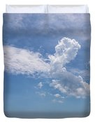 Clouds 2017-1 Duvet Cover