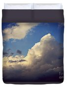 Clouds-3 Duvet Cover