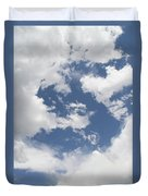 Clouds 31 Duvet Cover