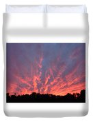 Clouds 55 Duvet Cover