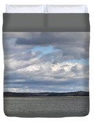 Clouds After The Storm Duvet Cover