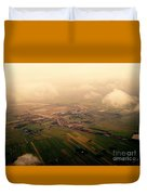 Clouds And Mist - Amsterdam Duvet Cover