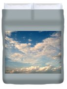 Clouds Clouds Clouds Duvet Cover