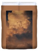 Clouds In Color Duvet Cover