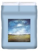 Flying Clouds Duvet Cover