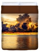 Clouds Within The Clouds Duvet Cover