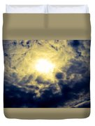 Cloudscape Duvet Cover