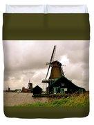 Cloudy Holland Duvet Cover