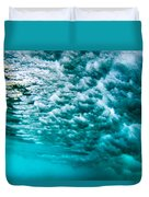 Cloudy Water Duvet Cover