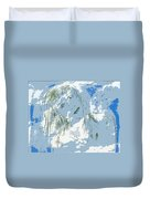 Cloudy With Whimsy Duvet Cover