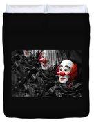 Clown Duvet Cover
