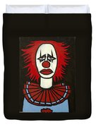 Clown Duvet Cover