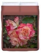 Cluster Of Roses Duvet Cover