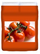 Cluster Of Tomatoes Duvet Cover