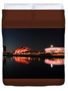 Clyde Twilight Reflections Duvet Cover