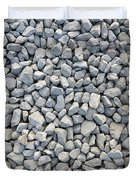 Coarse Gravel Duvet Cover