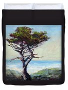 Coast Cypress Duvet Cover