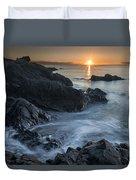Coast Of Grace Duvet Cover