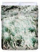 Coastal Calamity Duvet Cover